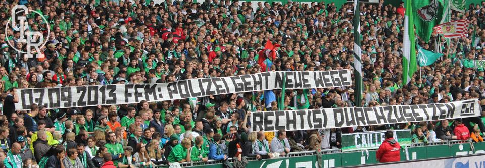 SV Werder - Eintracht Frankfurt